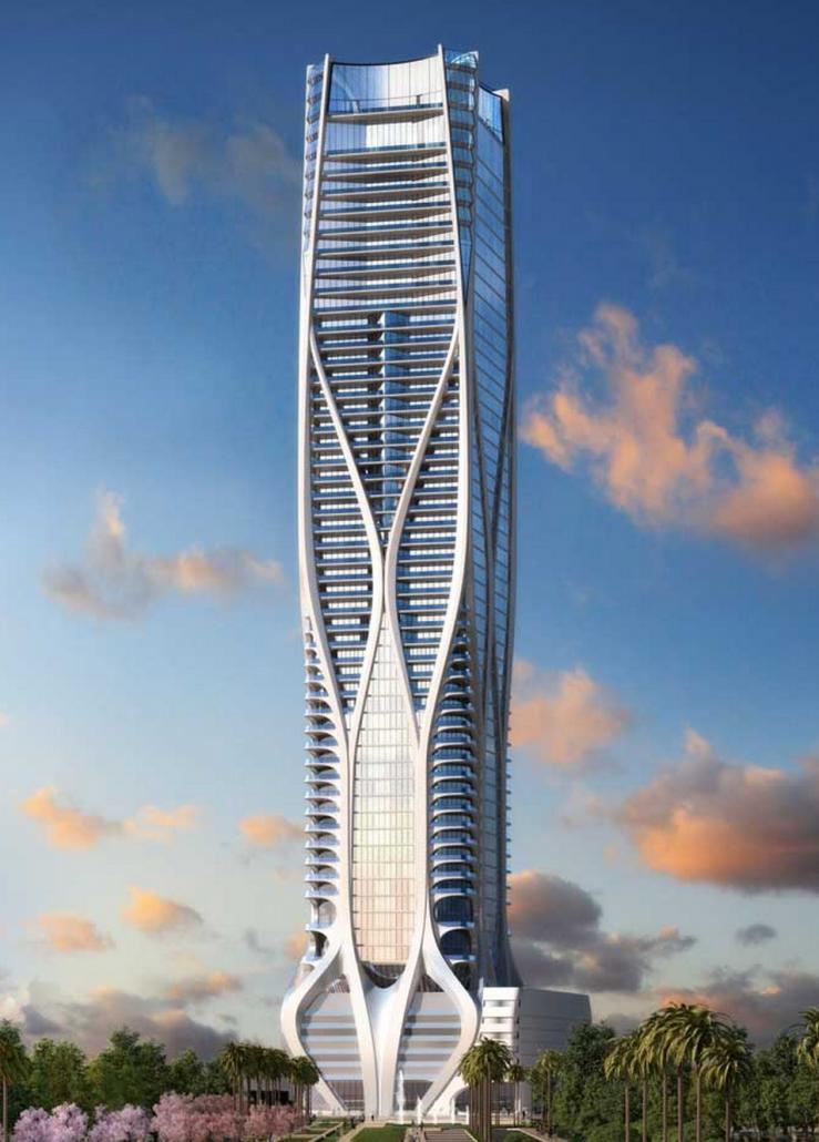 1000 museum Luxury Real Estate Miami