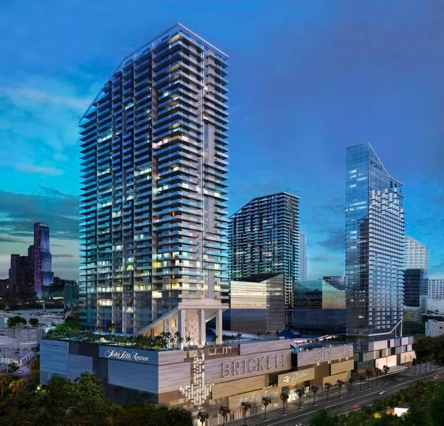Brickell City Centre Luxury Real Estate Miami