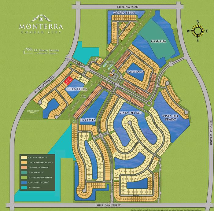 70+ Monterra Floor Plans - Sun City Grand Floor Plans, For The STU1 ...