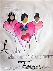 Mother's Day painting