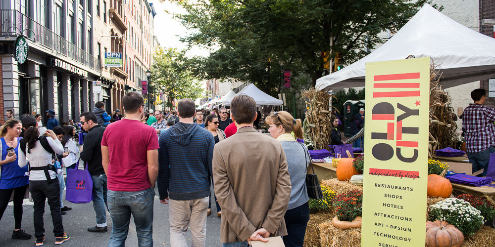 Old City Fall Fest- Sun Oct 9th