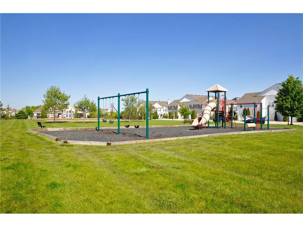 Nice Playground area