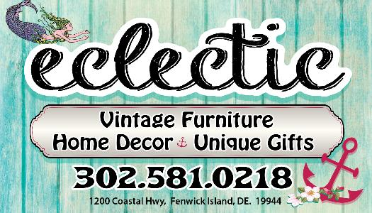 Featured Retail: Eclectic Fenwick Island