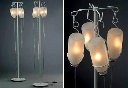 Credit Lichtinfusion Lamp, Christain Maas via Oddee.com