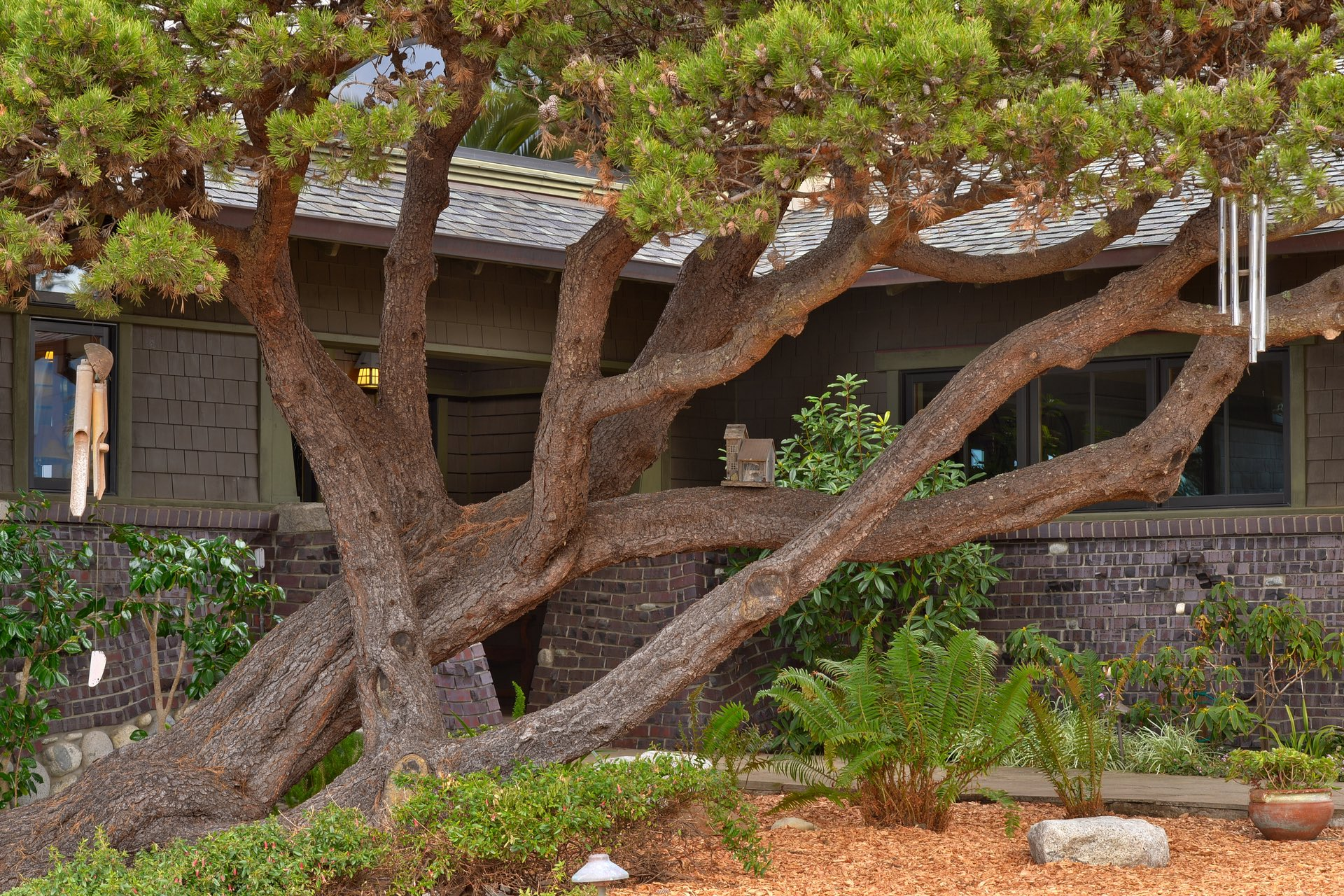 Gardens - Casa Pacifica Estate, Mendocino | For Sale