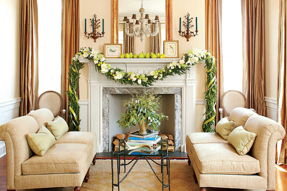 Holiday Decorating Ideas Part - 38: Holiday Decorating Ideas For New Metro Atlanta Homeowners