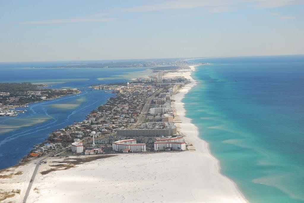 Panama City Beach Florida Airport Map