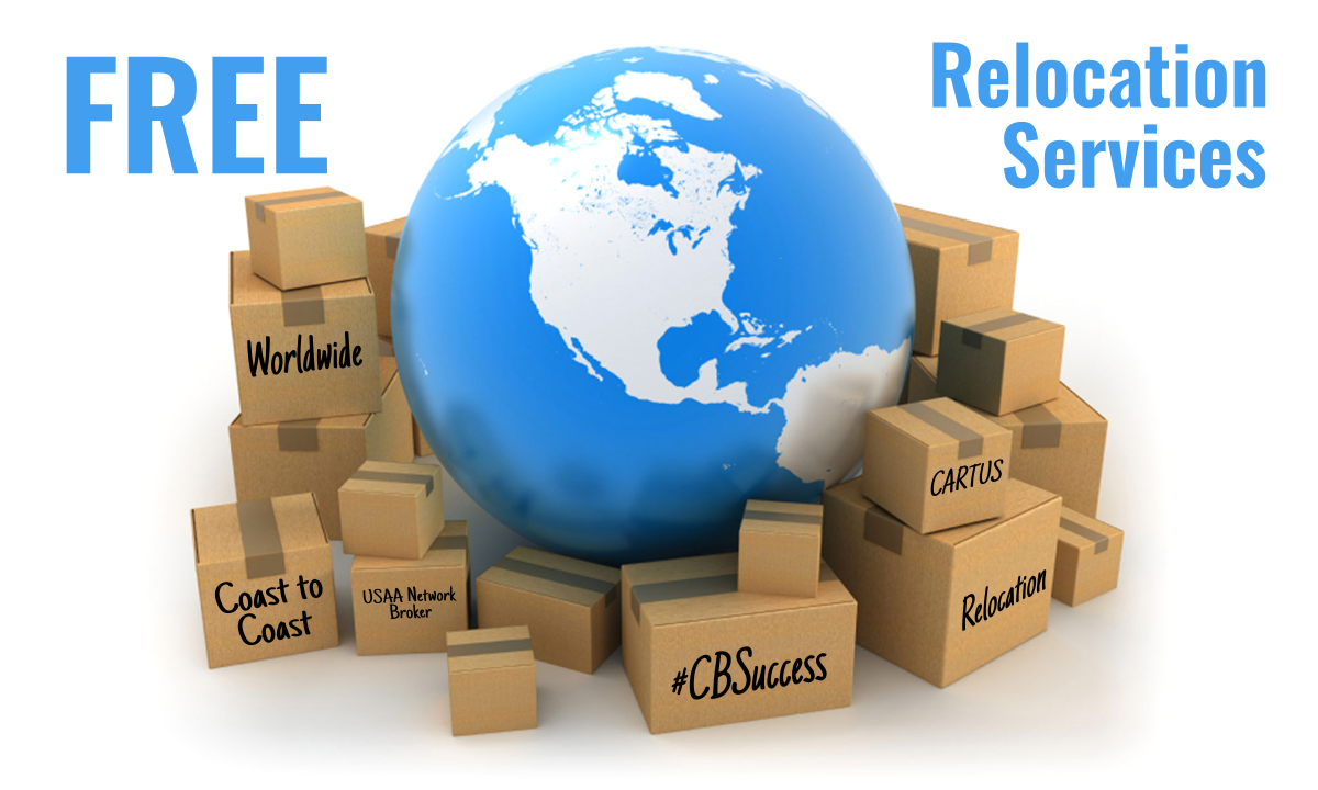 Free Relocation Services provided by CB Success