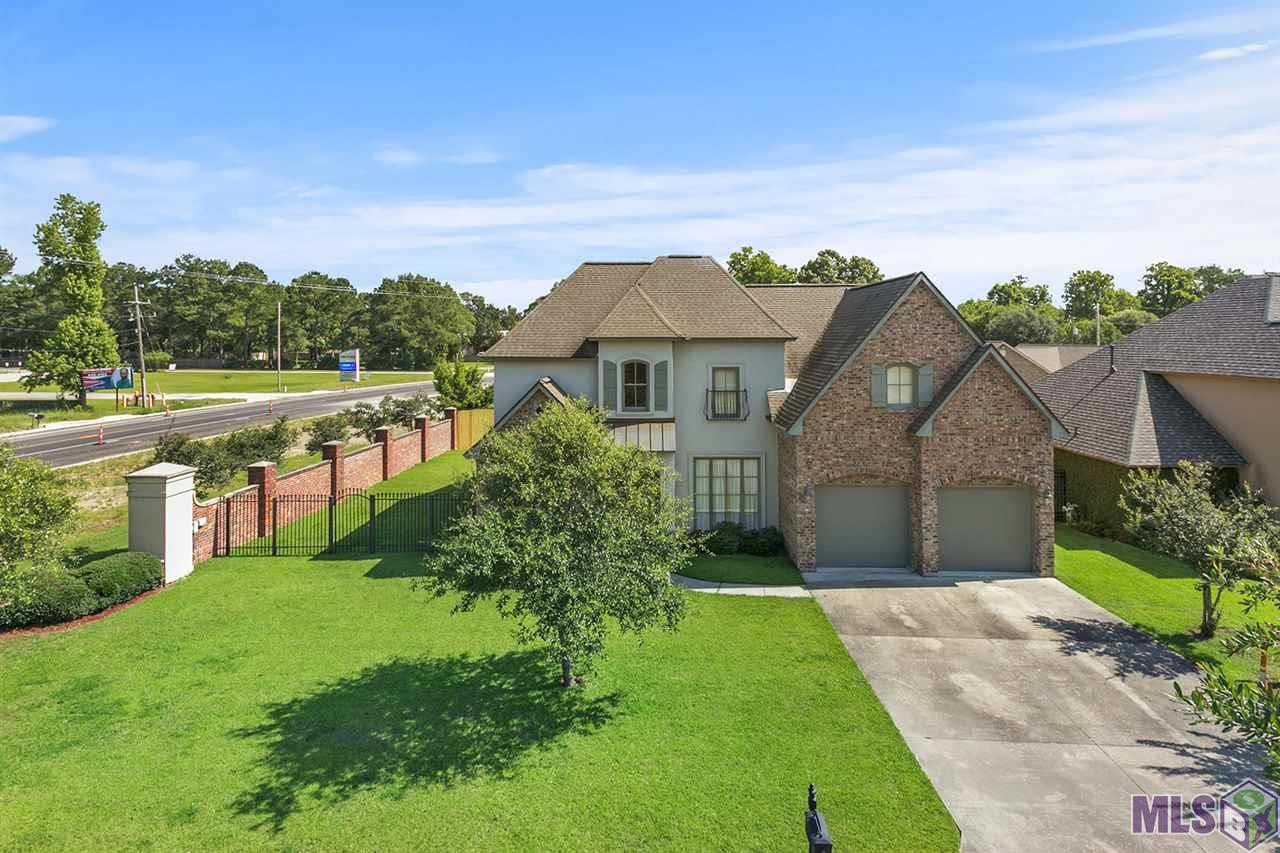 Waterford Lake Subdivision In Prairieville Homes For Sale