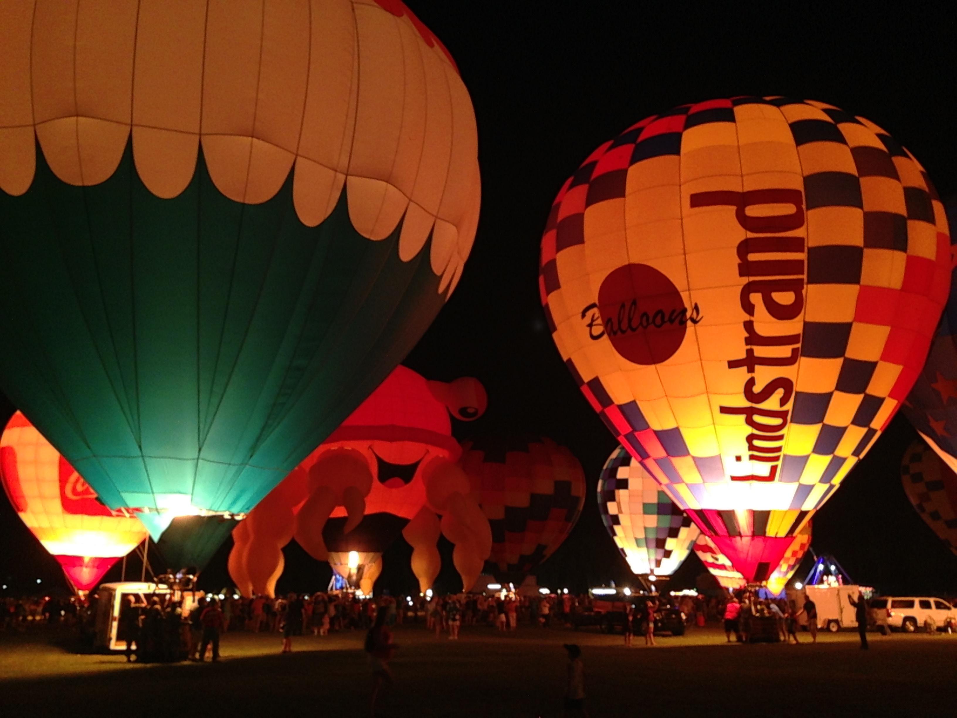 Ascension Parish Hot Air Balloon Festival