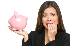 Stressing Over Money