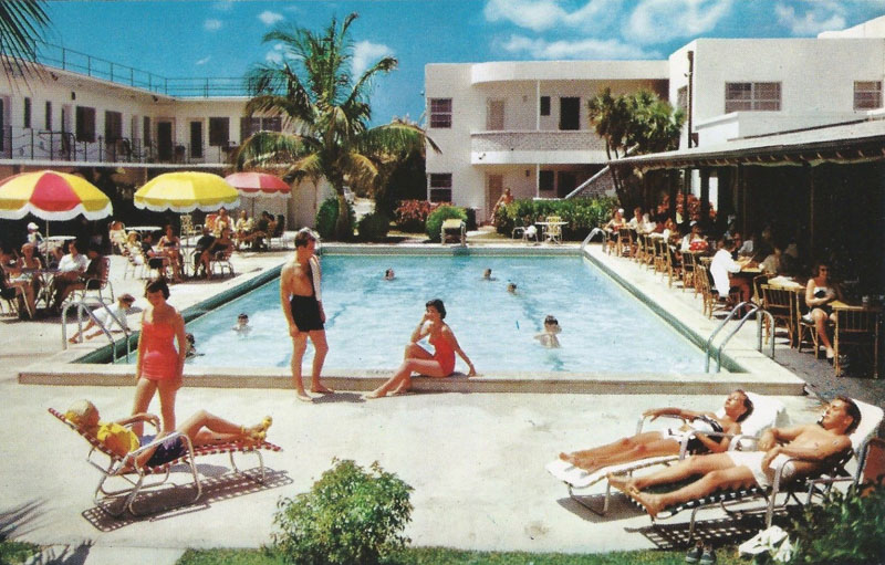 The Escape Hotel in Fort Lauderdale