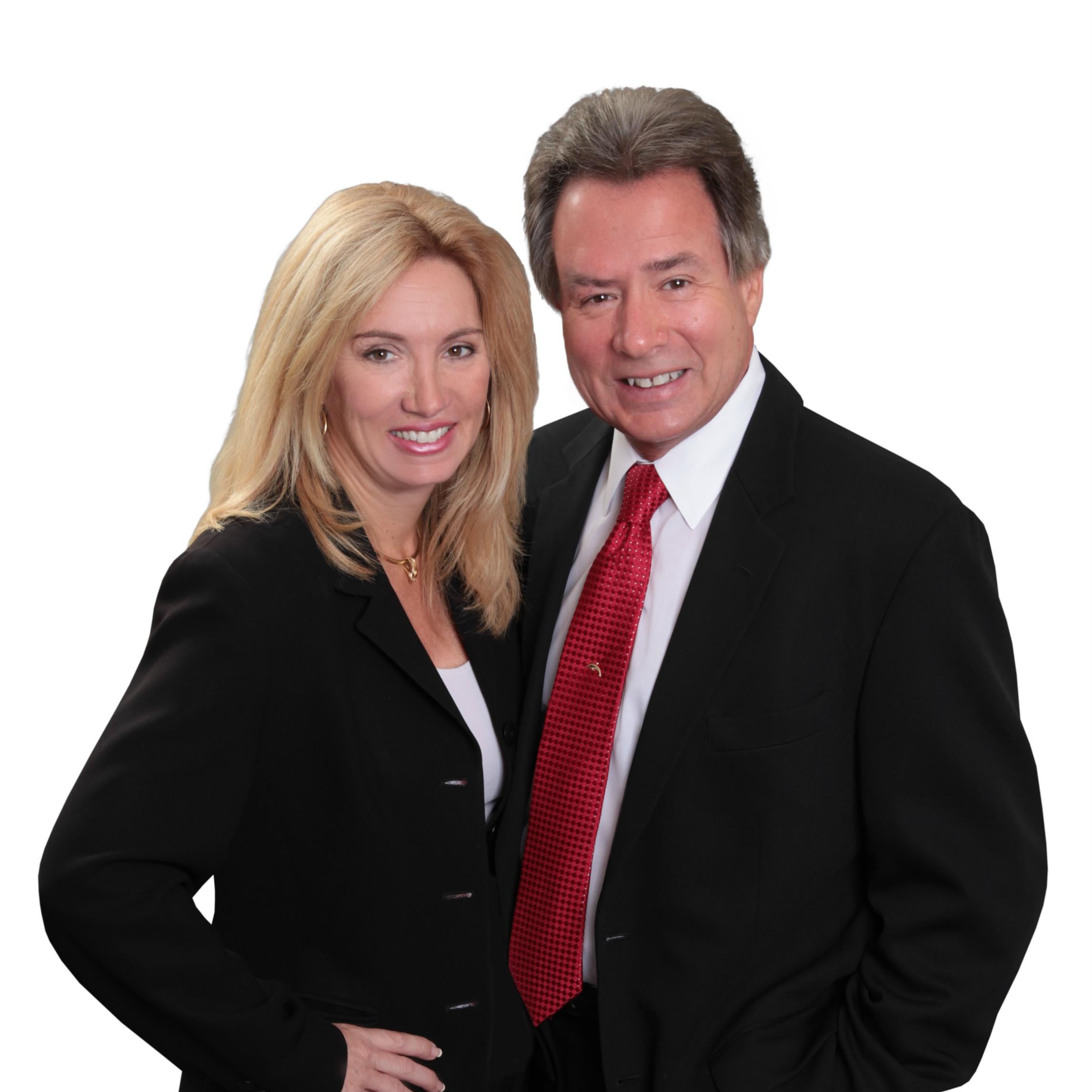 Sarah and John Mamo