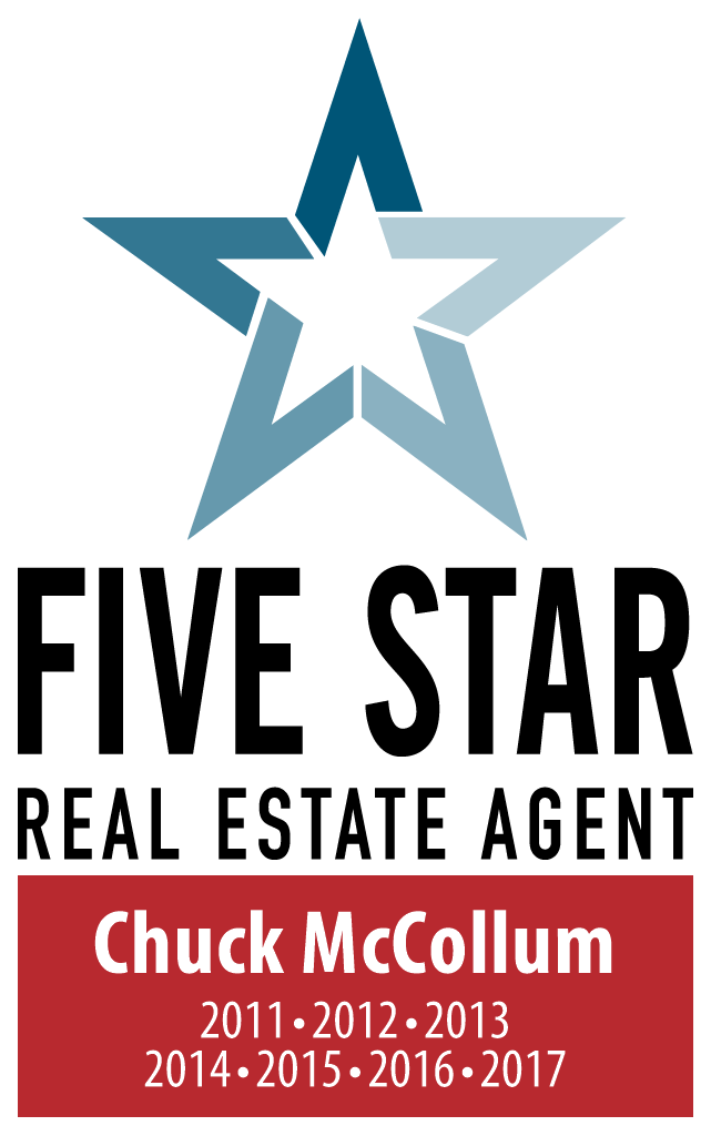 Chuck McCollum five star agent