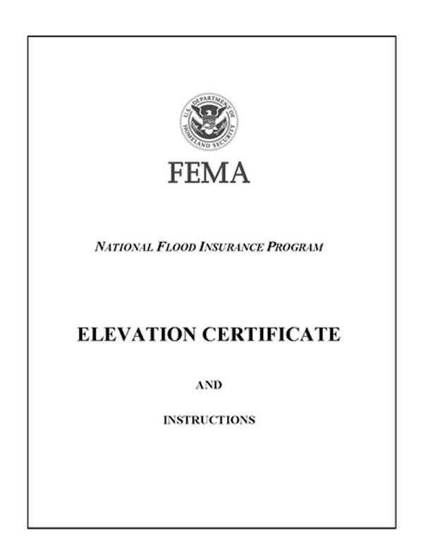 What Does an Elevation Certificate Cost?