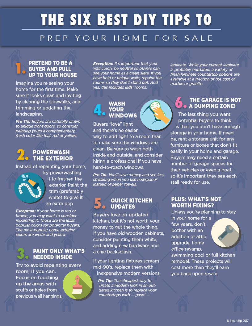 diy tips to prep your home for selling team hilbert