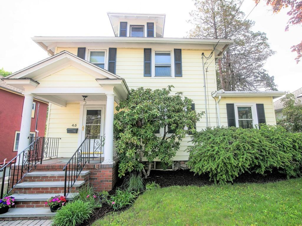 45 Lynde Avenue Melrose, MA Commonwealth Properties Real Estate