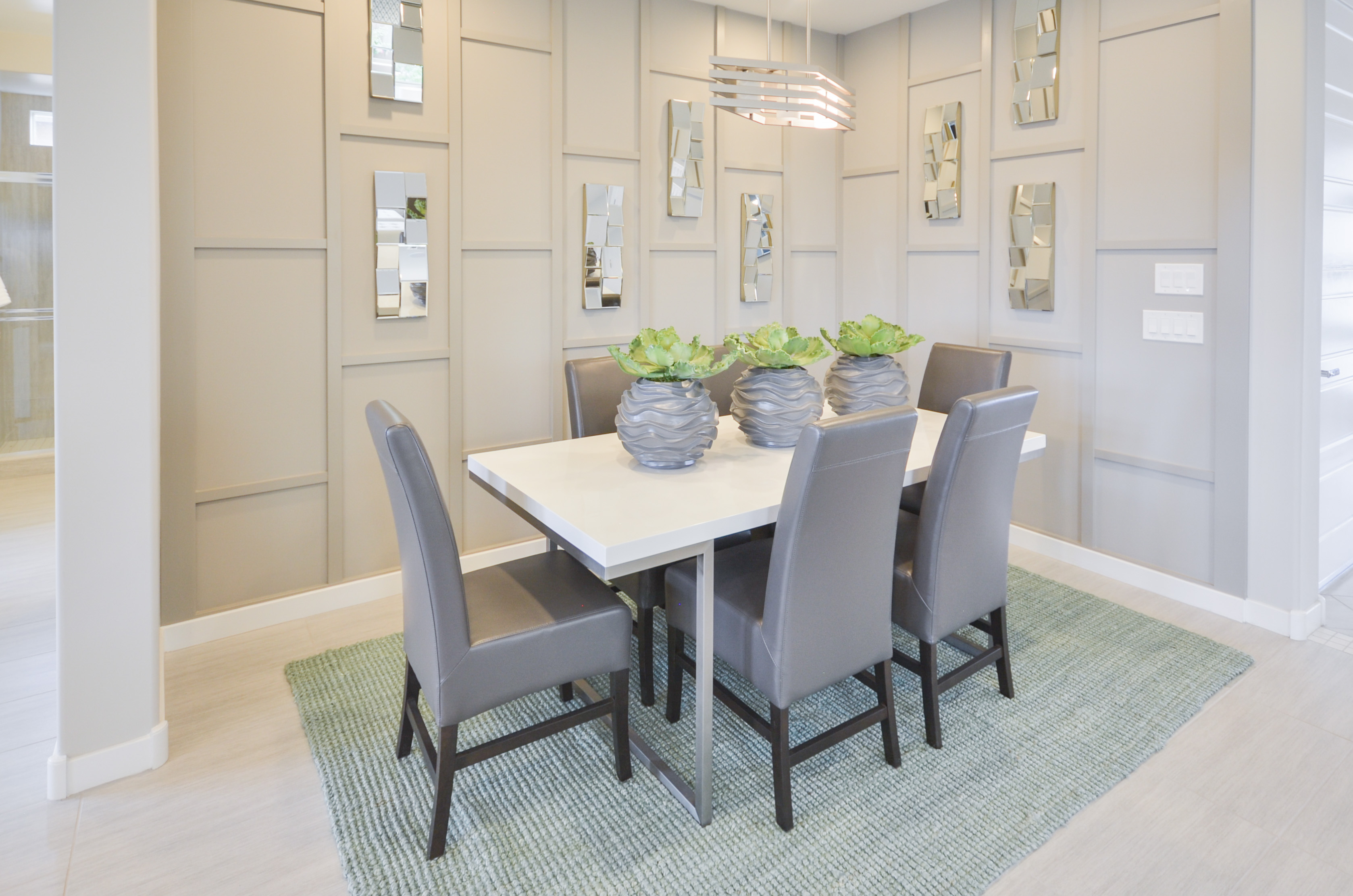 While Not A Formal Dining Room The Area Is Open To And Connected Spacious Kitchen For Easy Entertaining From You Get