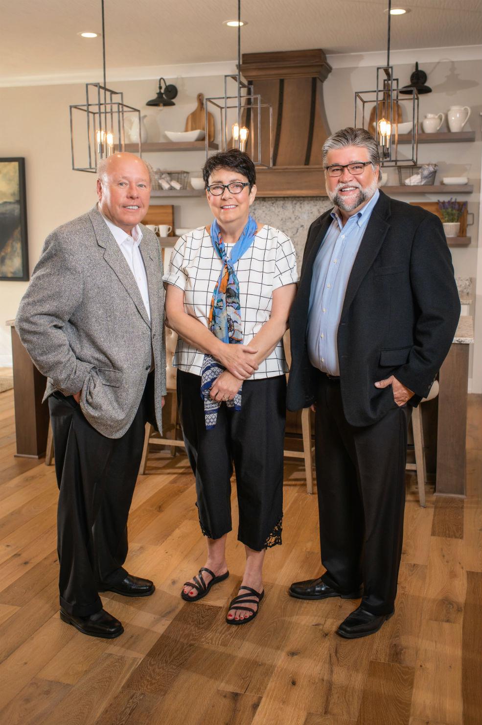 Steve Smith & Barbara George Team