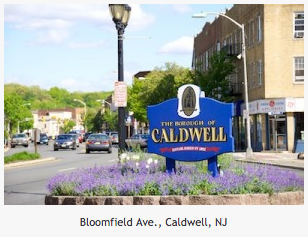 Bloomfield Ave., Caldwell, NJ
