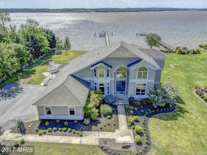 Gorgeous Calvert County Homes Under $1,500,000