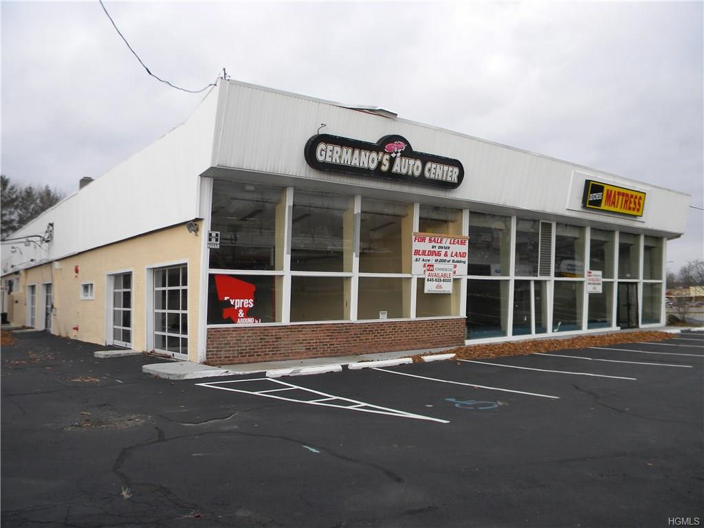 Commercial Space for Sale Poughkeepsie
