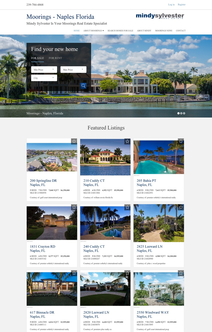 Find out what your Moorings home is worth here.