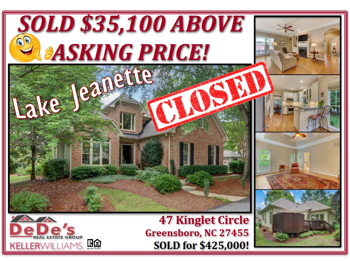 SOLD $35,100 Above Asking Price!!