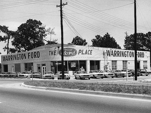 Warrington Ford