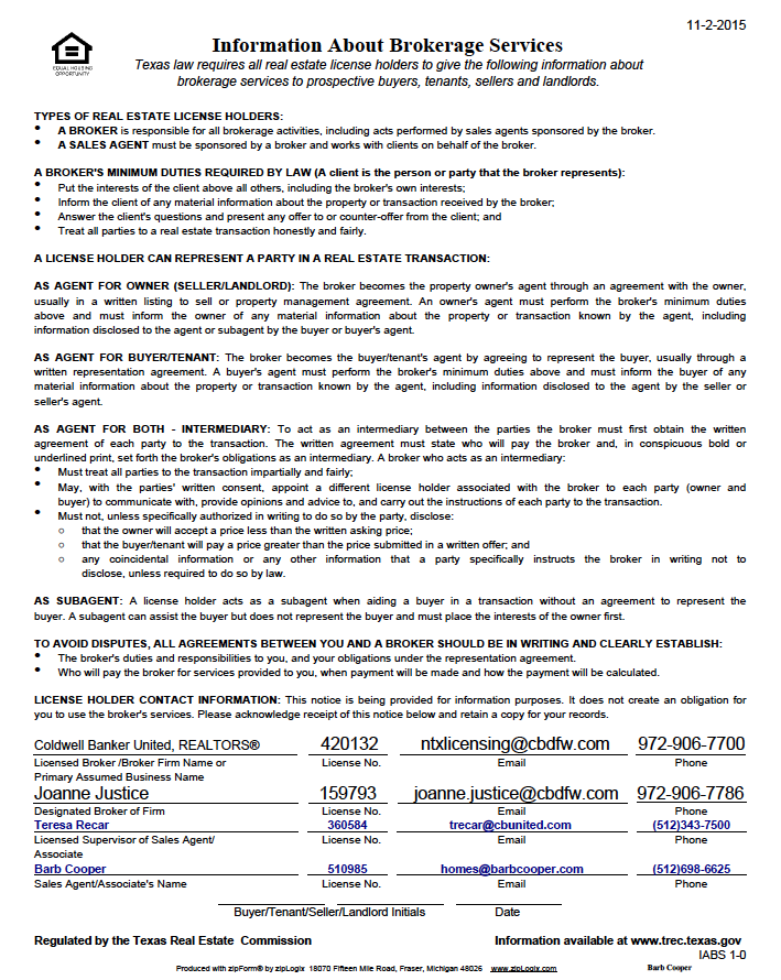 Iabs Consumer Protection Notice