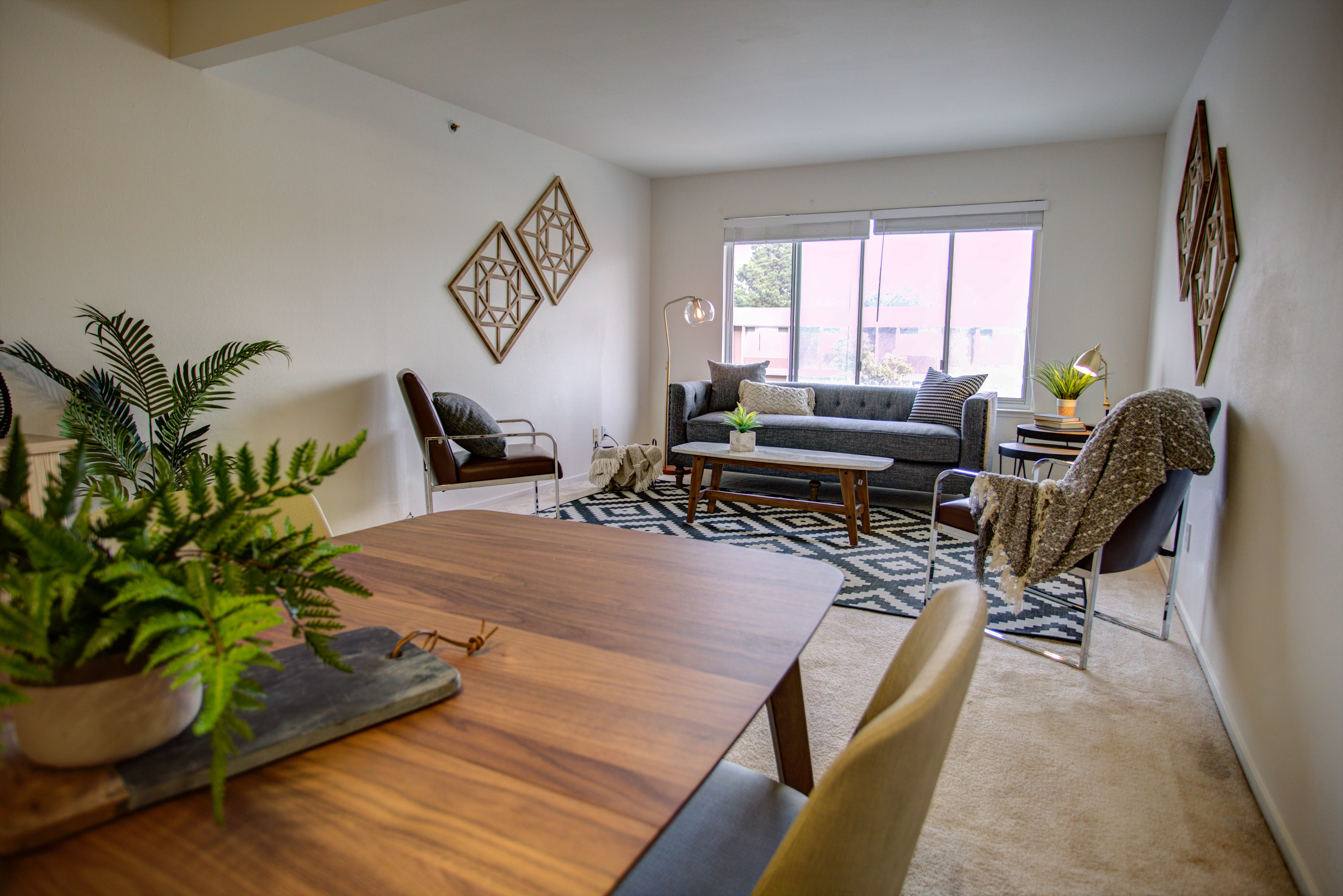 There Is Carpet Throughout The Condo, In Unit Washer/dryer, 2 Car Parking  Tandem With Additional Storage Space. This Condo Has Lower Than The Norm  HOAs.