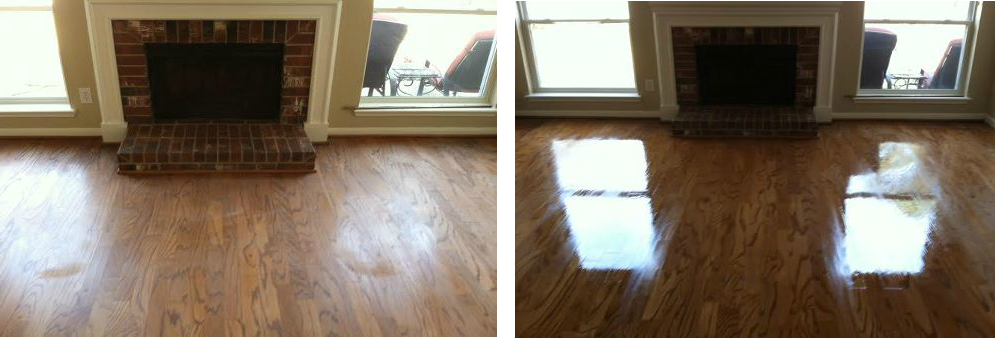 hardwood floor refinishing, beth sterner
