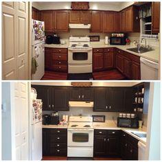 cheap kitchen upgrade, beth sterner