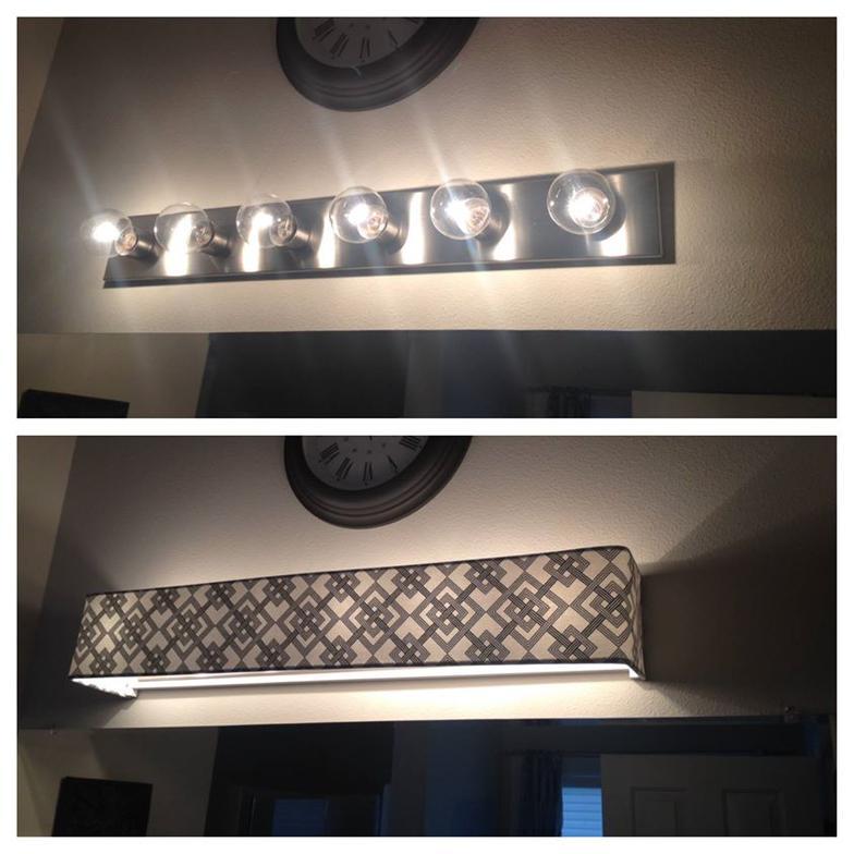 light fixture upgrade beth sterner