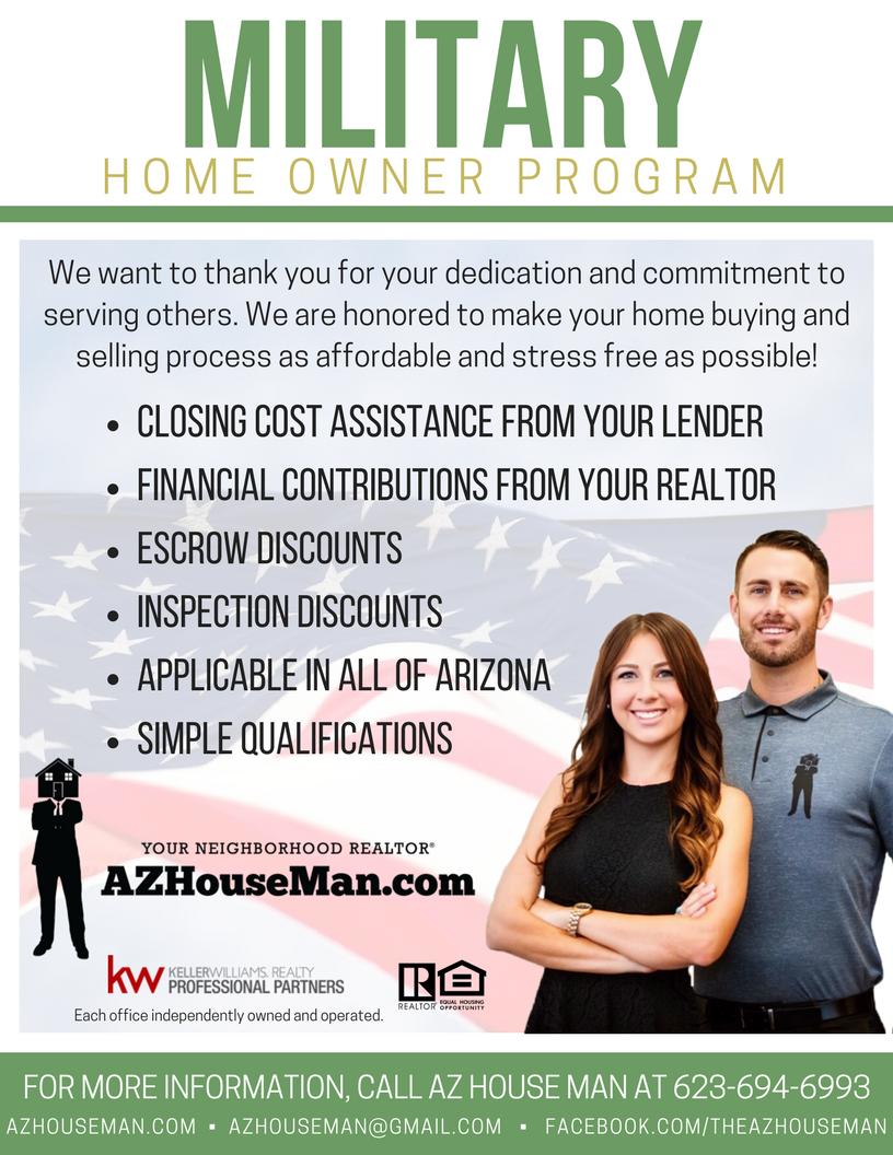 Military Home Owner Program