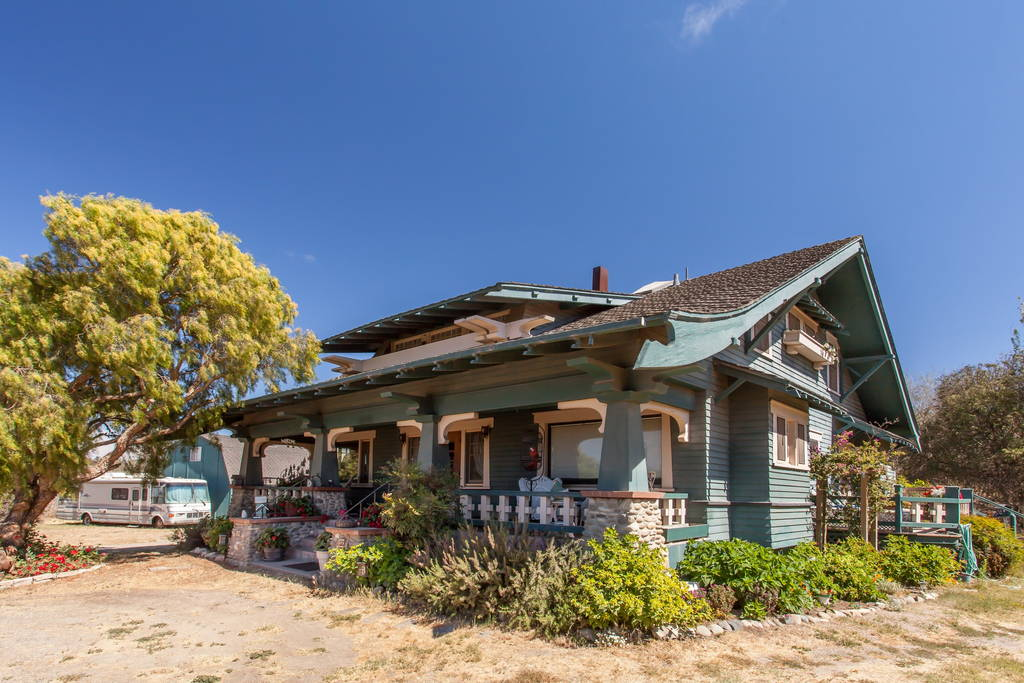 Old Orcutt Home