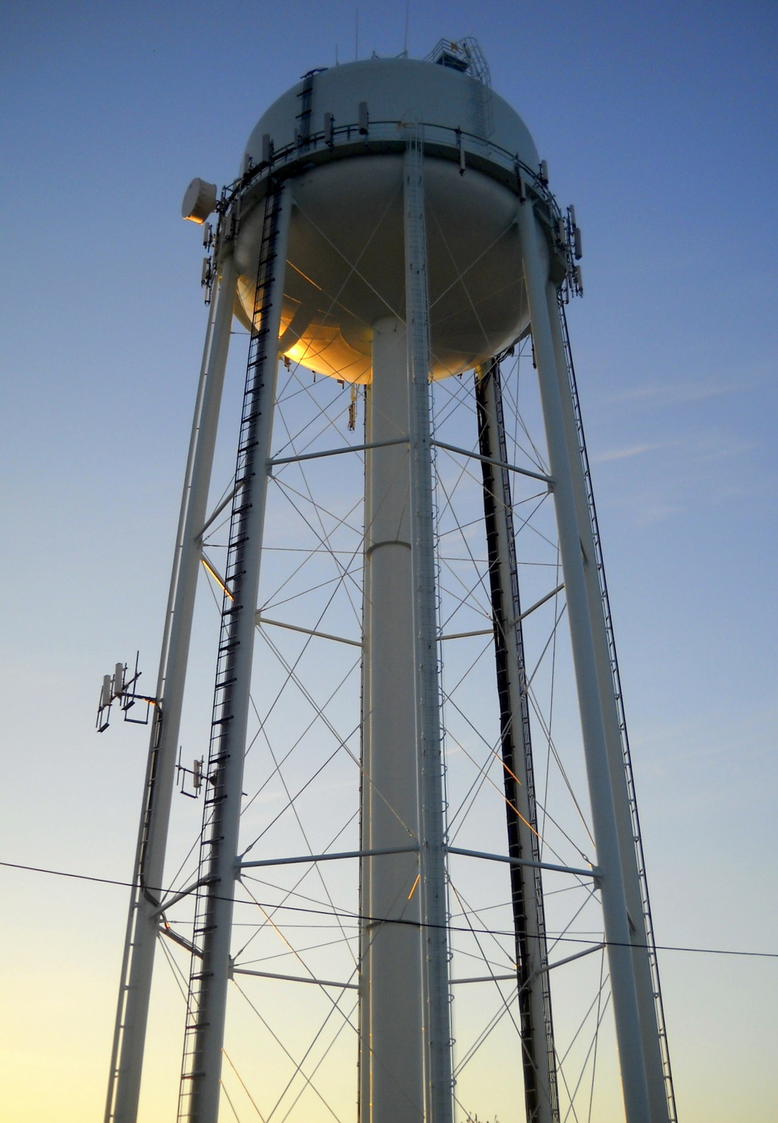 Glenmont Water Tower