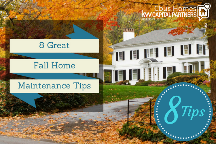 Fall Home Maintenance Tips 8 tips for fall home maintenance in columbus ohio