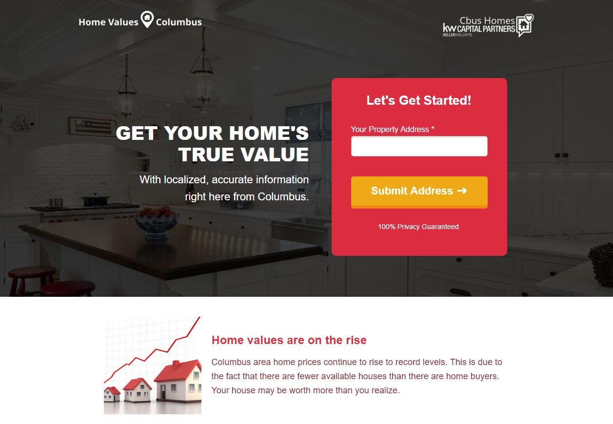 Get Your Columbus Area Home's True Value