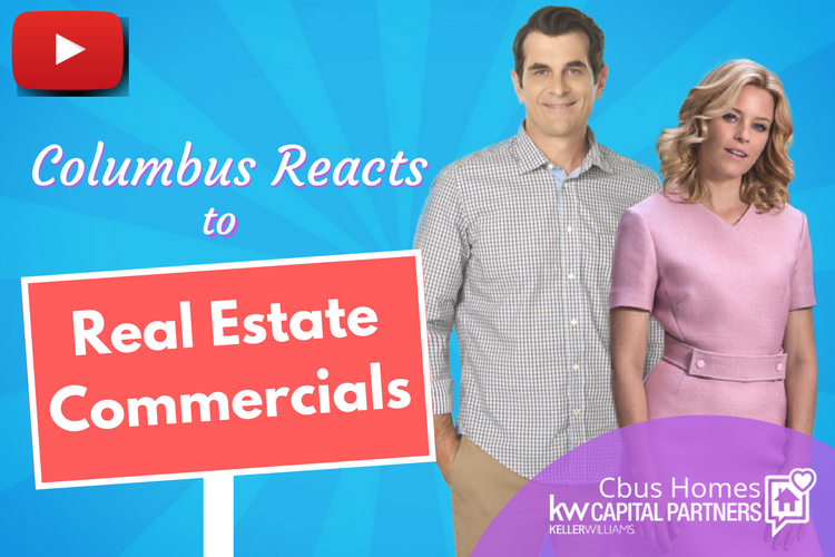 Columbus Reacts to Real Estate Commercials - Cbus Homes Columbus Real Estate
