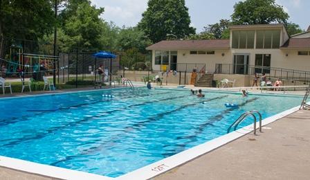 A.D. Clark Outdoor Pool