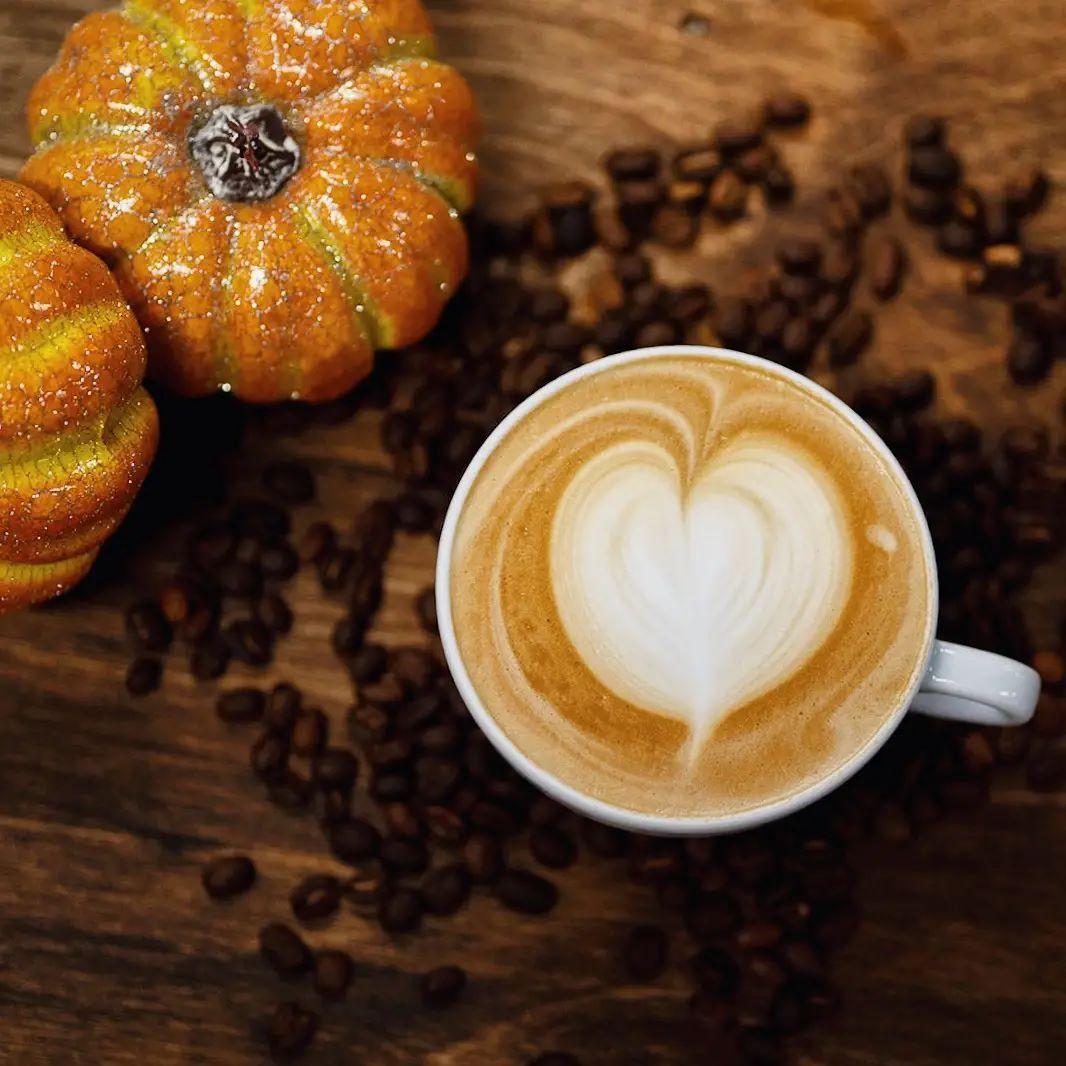 Living Raleigh Durham Featured Pumpkin Spice Drinks: Joe Van Gogh Pumpkin Spiced Latte