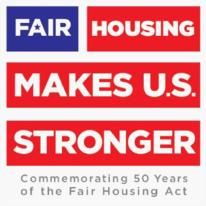 Fair Housing Act logo