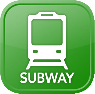Subway Map and Schedule