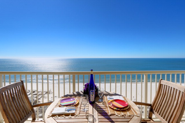 Gulf coast view