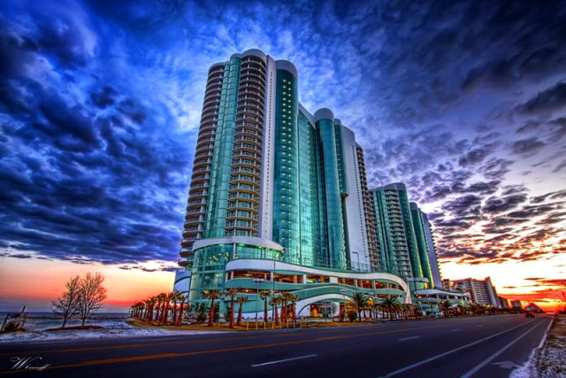Turquoise Place