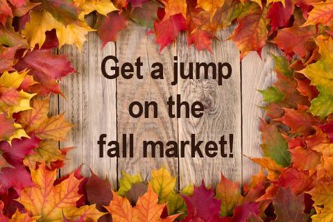 Fall real estate market