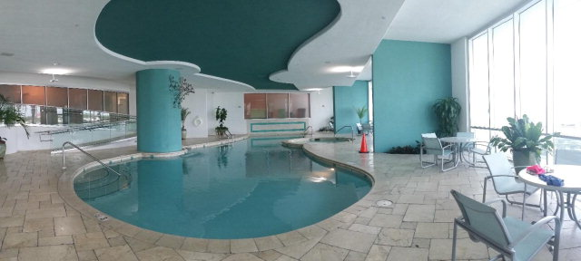 Bella Luna indoor pool