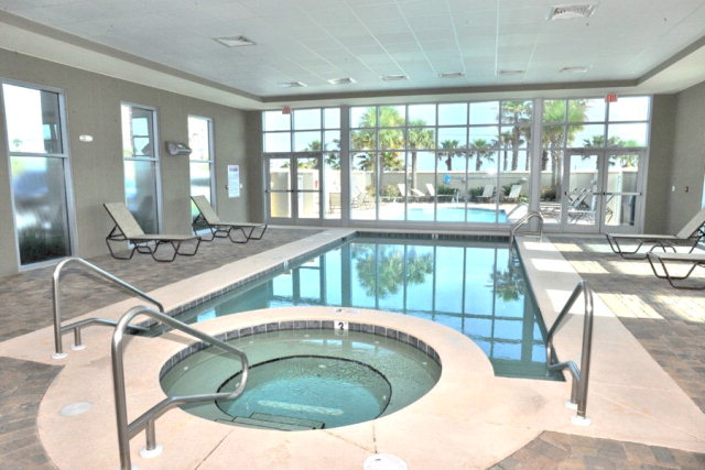 Vista Bella indoor pool