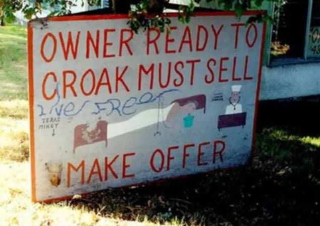 Other Funny FSBO